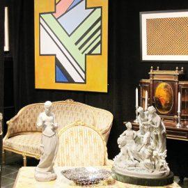 DVC - 20th Century ART, Art Deco and Antiques, 9/24/2017