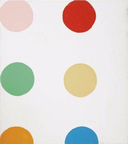 Damien Hirst-1. Bromoadamanate-1996
