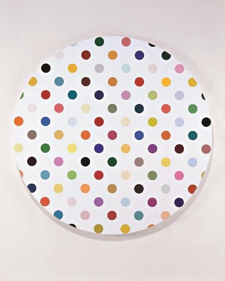 Damien Hirst-5-Aminouracil-2007