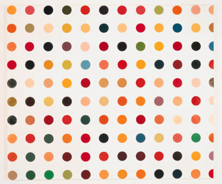 Damien Hirst-Acetic Anhydride-1991