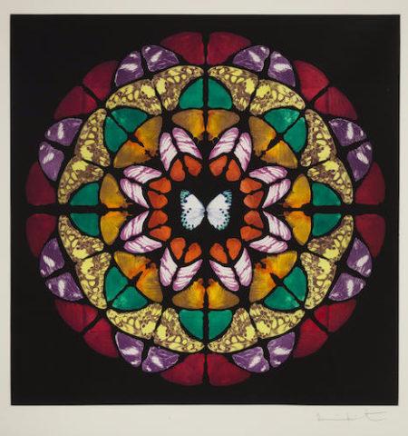Damien Hirst-Altar, from Sanctum-2009