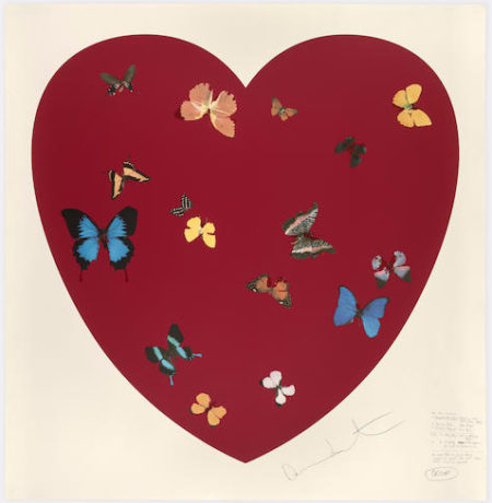 Damien Hirst-Big Love-2010