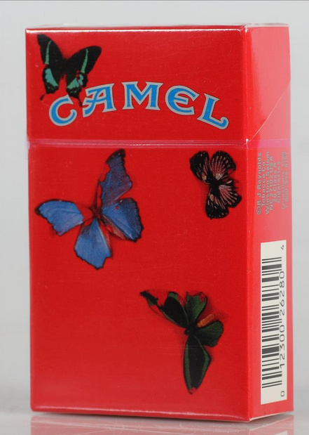 Damien Hirst-Camel Lights Hartists Pack-1999