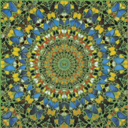 Damien Hirst-Cathedral Print, Hagia Sophia-2007