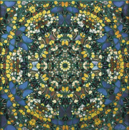 Damien Hirst-Cathedral Print, St Paul-2007