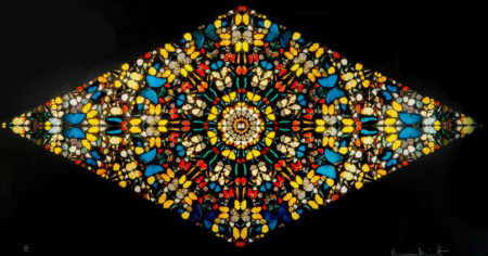 Damien Hirst-Faithless-2006