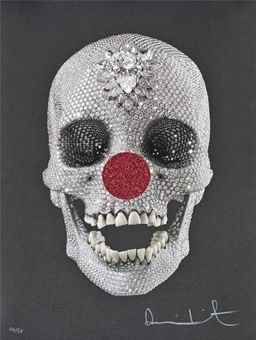 Damien Hirst-For the Love of Comic Relief-2013