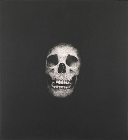Damien Hirst-I Once Was What You Are, You Will be What I am (Skull VI)-2007