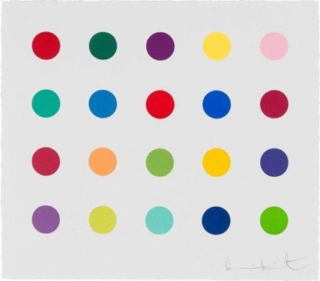 Damien Hirst-Lauric Acid Butyl Ester-2012