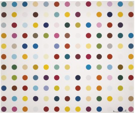 Damien Hirst-Lysergic Acid Diethylamide (LSD)-2000