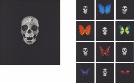 Damien Hirst-Memento Portfolio-2008