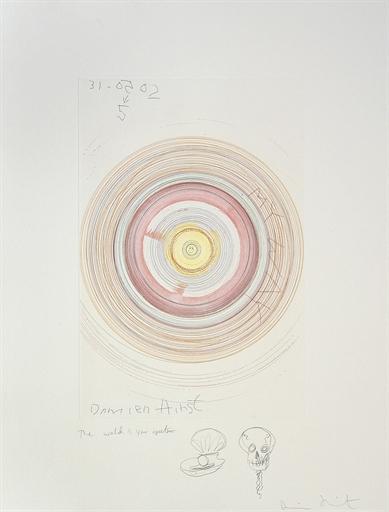 Damien Hirst-My Way-2008