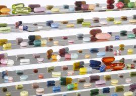 Damien Hirst pills