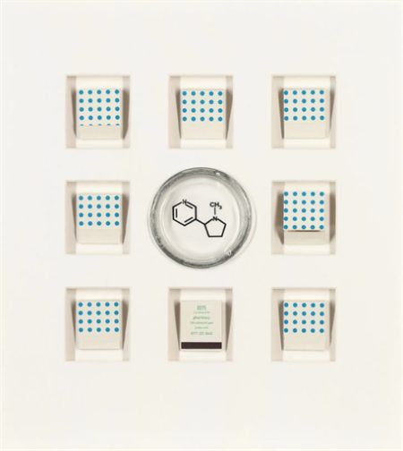 Damien Hirst-Pharmacy Birthday Cards-1999