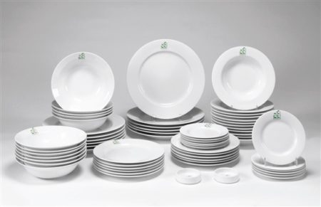 Damien Hirst-Pharmacy Dinner Service-1998