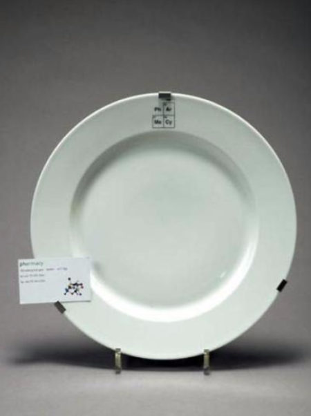 Damien Hirst-Pharmacy Plate-1997
