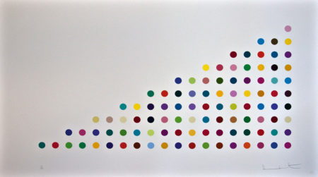Damien Hirst-Phendimetrazine (from Controlled Substances)-2011