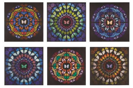 Damien Hirst-Sanctum (Altar, Chancel, Minaret, Belfry, Dome, Spire)-2009