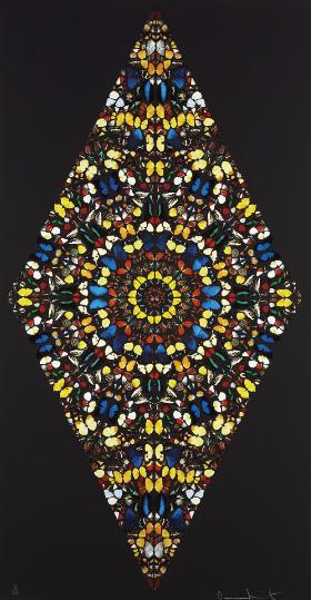Damien Hirst-Sceptic-2006