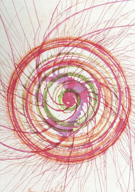 Spin Drawing-2002