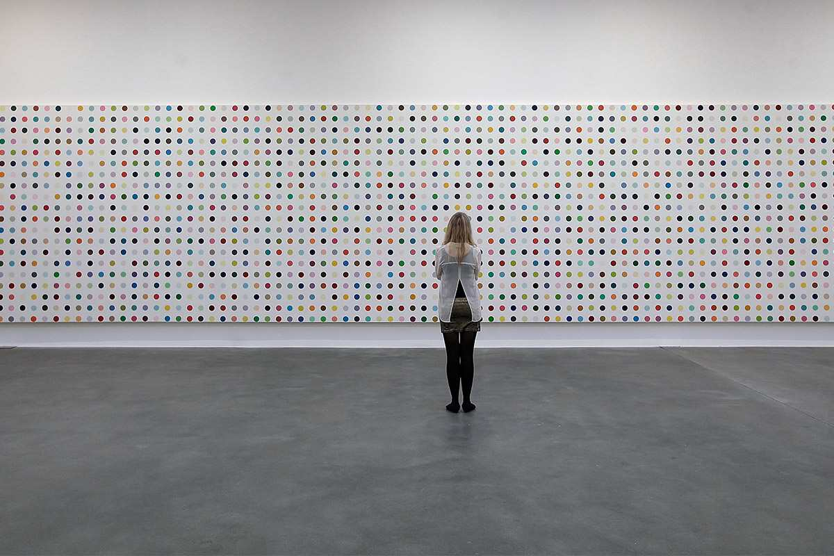 Takashi murakami sun flowers and contemporary art uniqlog - The Importance Of Pattern In Art