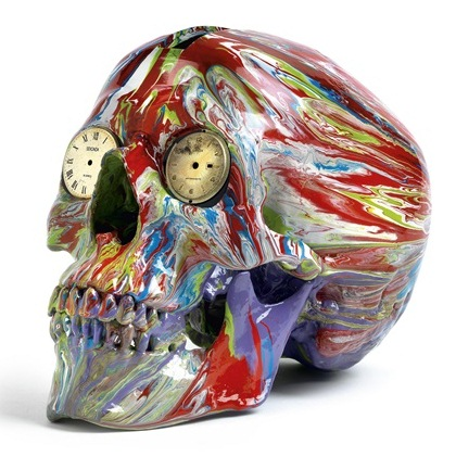 Damien Hirst-The Hours Spin (+ CD von The Hours)-