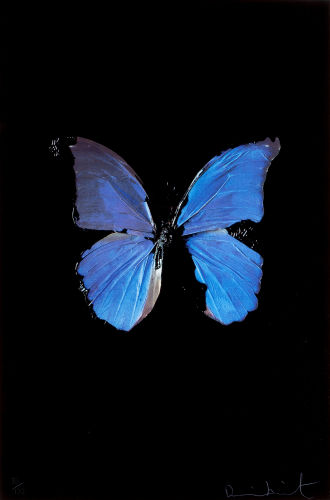 Damien Hirst-The Soul on Jacob's Ladder-2005