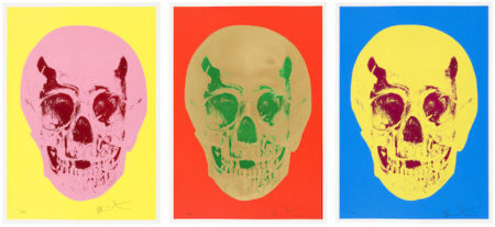 Damien Hirst-Till Death Do Us Part-2012