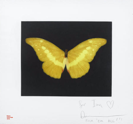 Damien Hirst-To Lure-2008