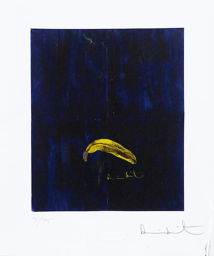 Damien Hirst-Turps Banana-2011