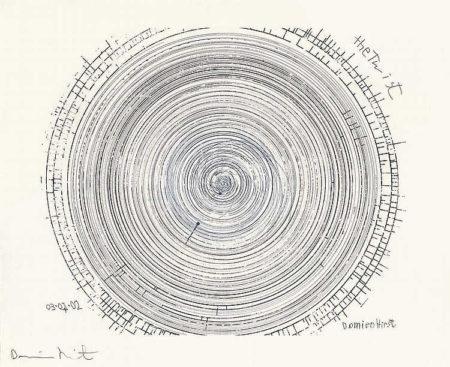 Damien Hirst-Twist-2002