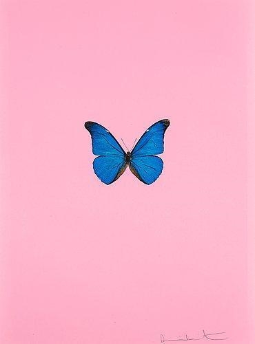 Damien Hirst-Untitled 05 (New Beginnings)-2011