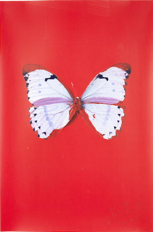 Damien Hirst-Untitled 06 (New Beginnings)-2011