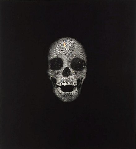 Damien Hirst-Victory over Death-2008