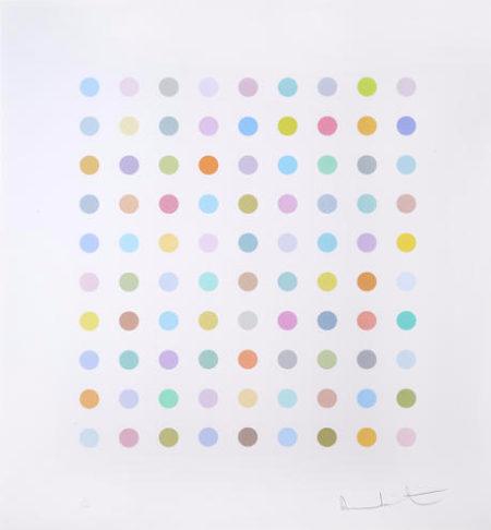 Damien Hirst-Vipera Lebetina-2011