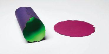 Dan Flavin-Guggenheim Tondo: two works-1992