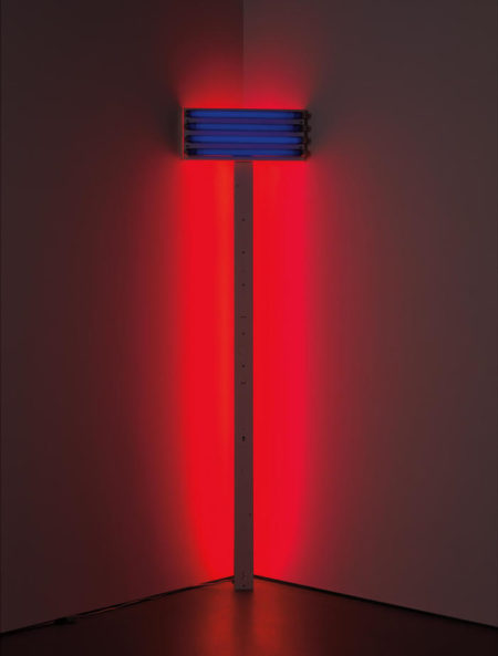 Dan Flavin-Untitled (for Prudence and her new baby)-1992