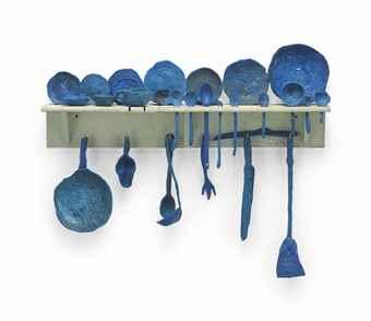Dan Peterman-Bluebagware (Chicago)-1996