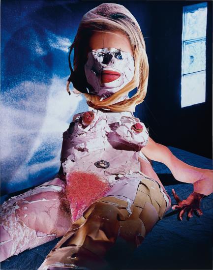 Daniel Gordon-Reclining Nude-2009