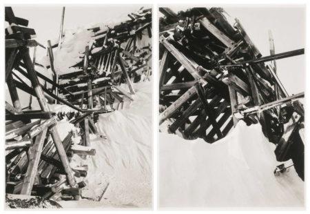 Darren Almond-Minus 60'000 Double Plate 4-2001