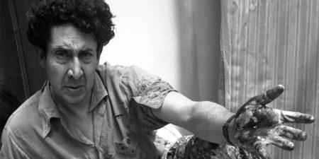 David Alfaro Siqueiros - Photo of the artist, 1944 - Image via pinterestcom