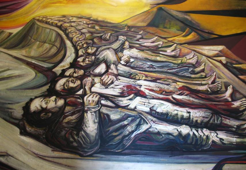 Modern mural works from Orozco, Mexico, deserve a page of their own