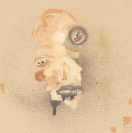 David Choe-Faces 4-2003