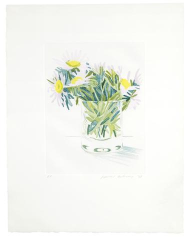 David Hockney-Marguerites-1973
