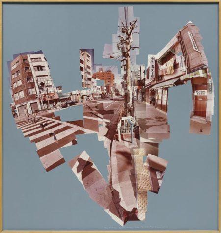 David Hockney-The Ashtray, Sunday Morning, Tokyo Feb.-1983