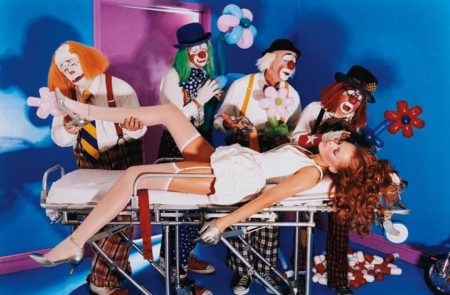 David LaChapelle-Dear Doctor, I've Read Your Play, Los Angeles-2004