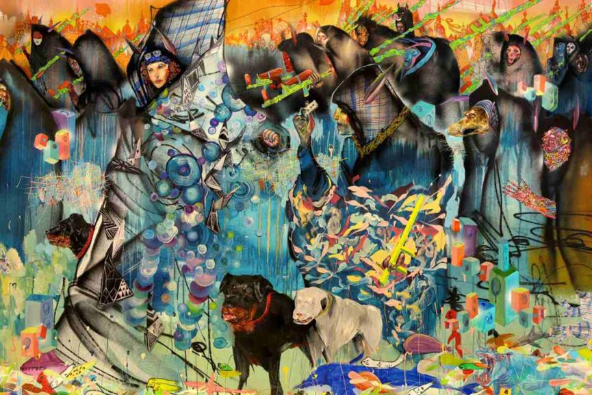 Most Popular Contemporary Artists these were the most popular contemporary artists in april | widewalls