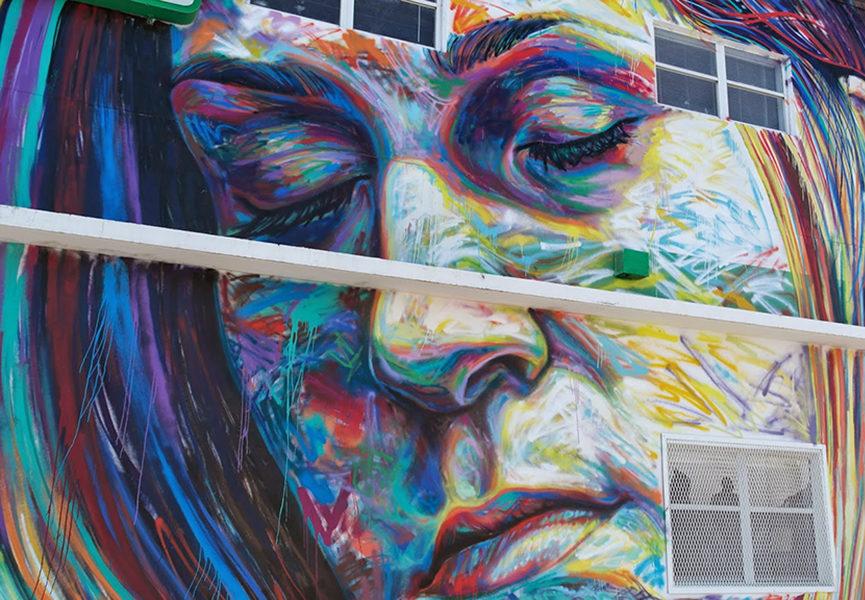 Mural in Wynwood