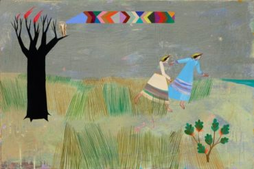 Love is Always the Answer - Deedee Cheriel Explores Folk Art, Myth and Feminism at Pure Evil Gallery