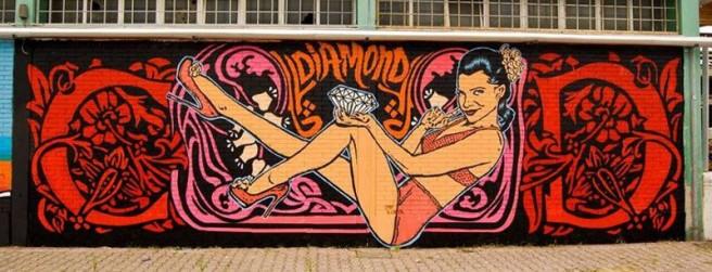 Diamond - Untitled, Ostia, Italy, 2015, photo credits - Pinterest
